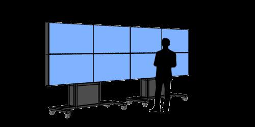 VisWall-LCD-4HD